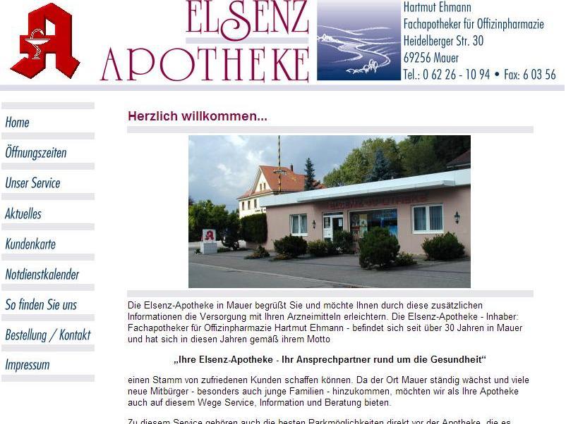 Elsenz-Apotheke
