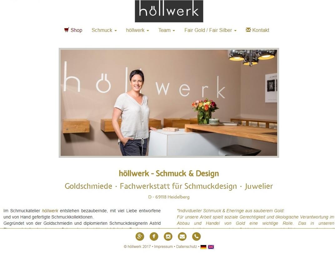 höllwerk - Schmuck & Design
