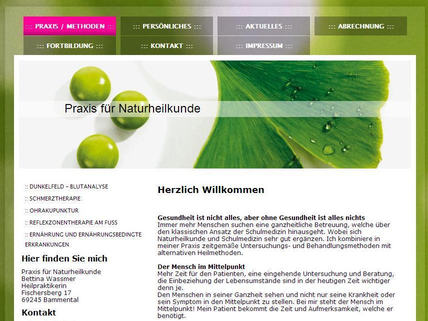 Naturheilpraxis Wassmer